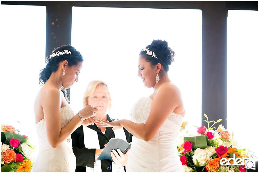 San Diego Gay and Lesbian Wedding Photography