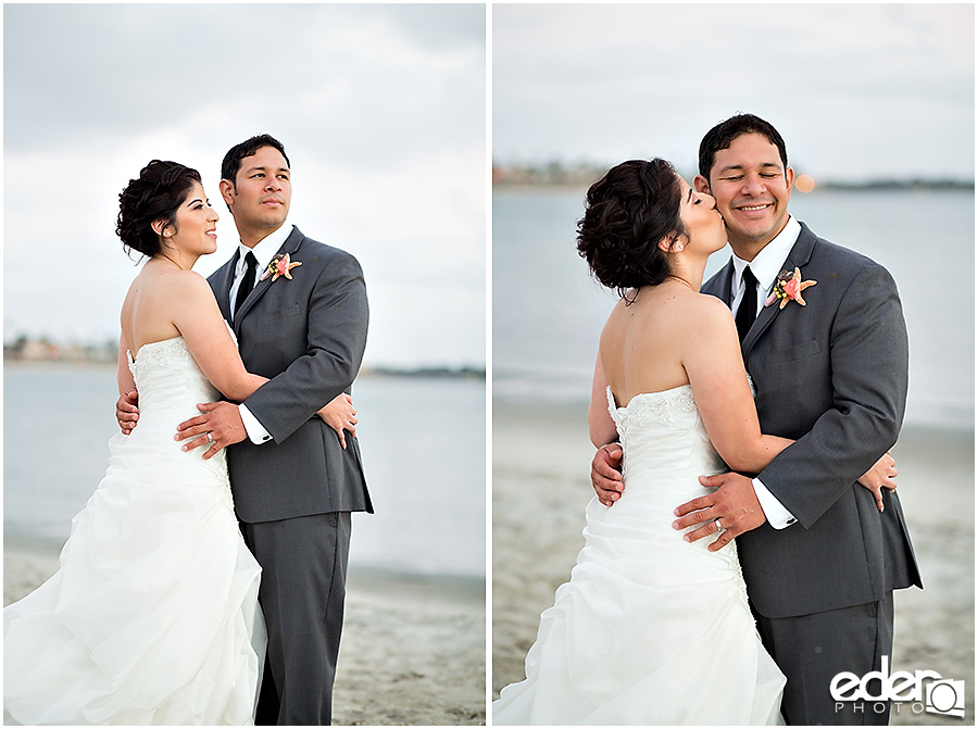 Mission Bay Wedding at ZLAC Rowing Club - Southern California Photographer Eder Photo