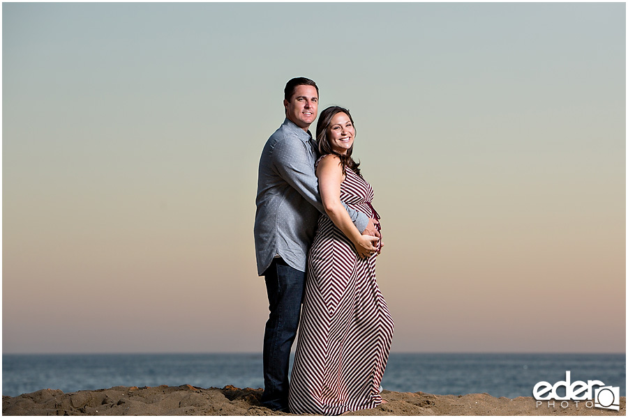 Orange County Maternity Session - photography by Eder Photo