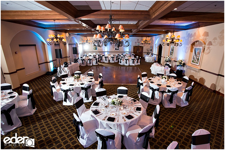 Admiral Baker Wedding venue room photo