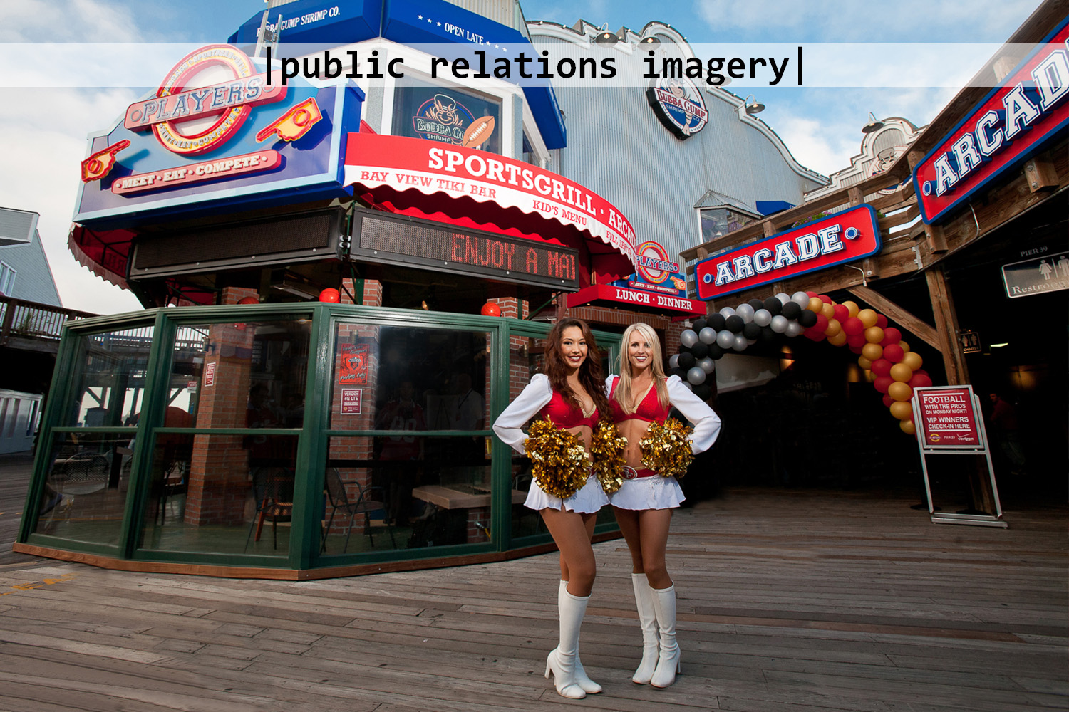 Public Relations Imagery
