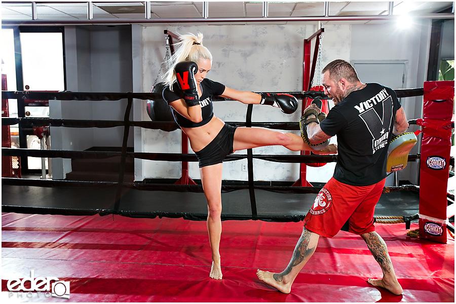 Victory MMA Photographer – San Diego, CA