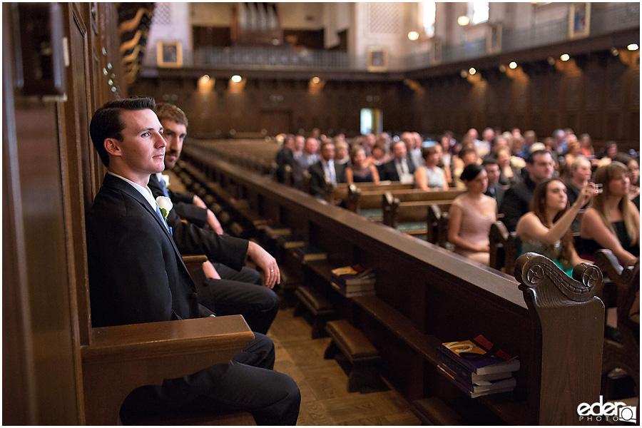 Founders Chapel Wedding