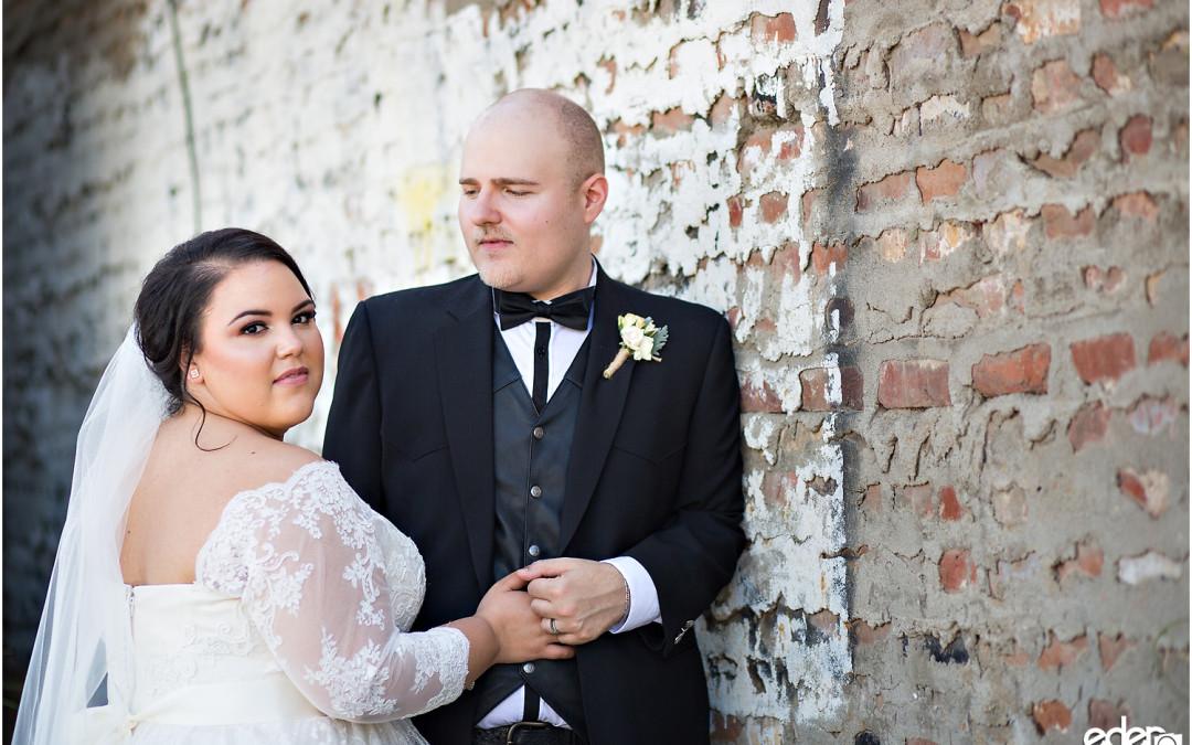 Moniker Warehouse Wedding – San Diego, CA