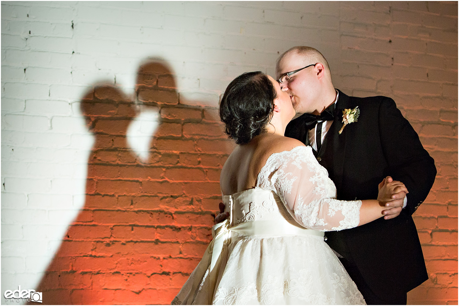 Moniker Warehouse Wedding First Dance
