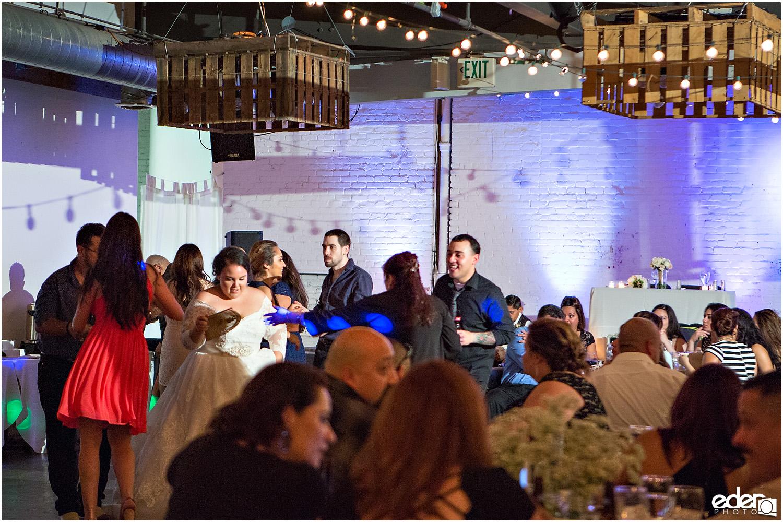 Moniker Warehouse Wedding
