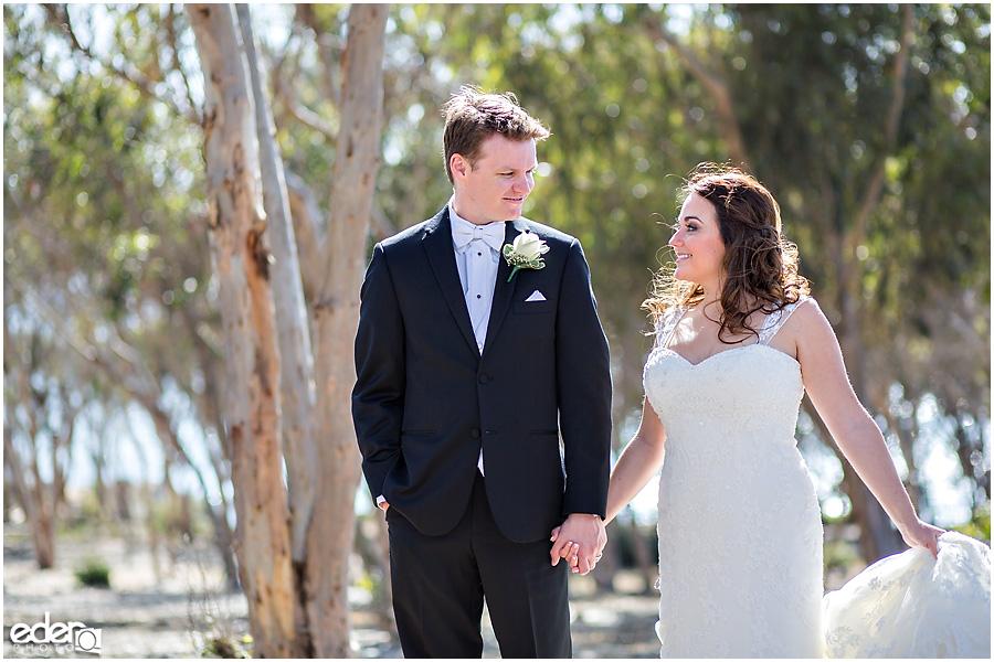 Thursday Club Wedding bride and groom