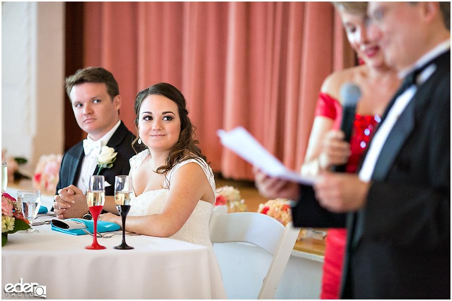 Thursday Club Wedding Toasts