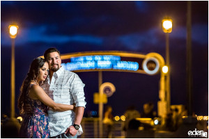 Coronado Ferry Landing Engagement Session – Coronado, CA