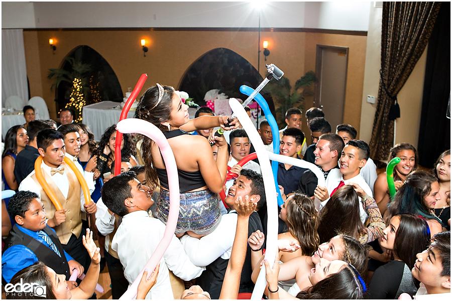 Quinceañera Photography Reception Party