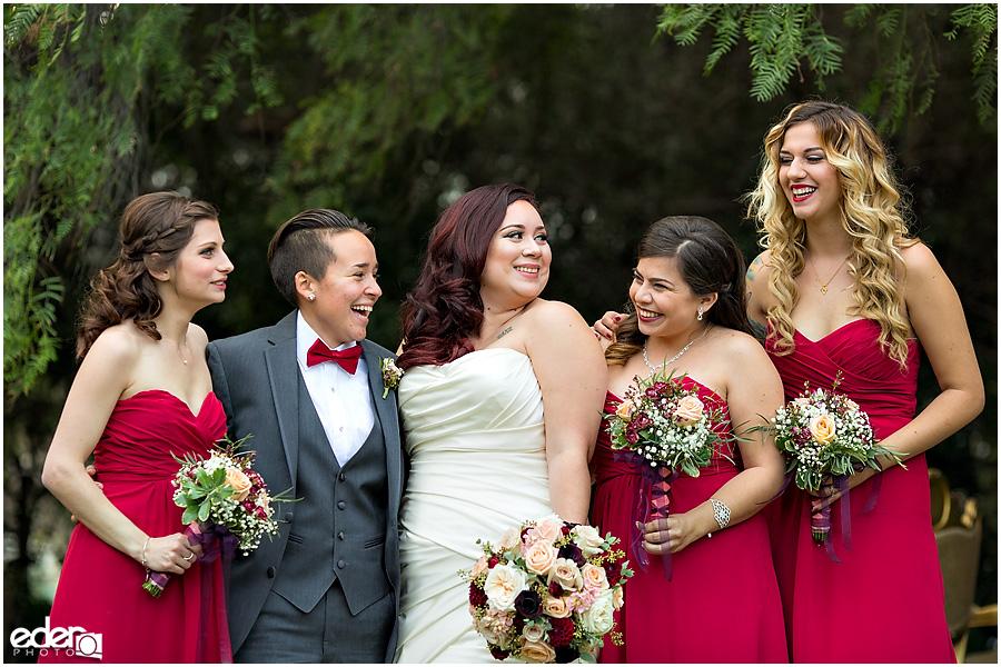 Green Gables Bridesmaids