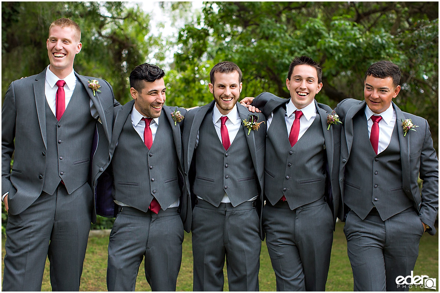 Green Gables Groomsmen
