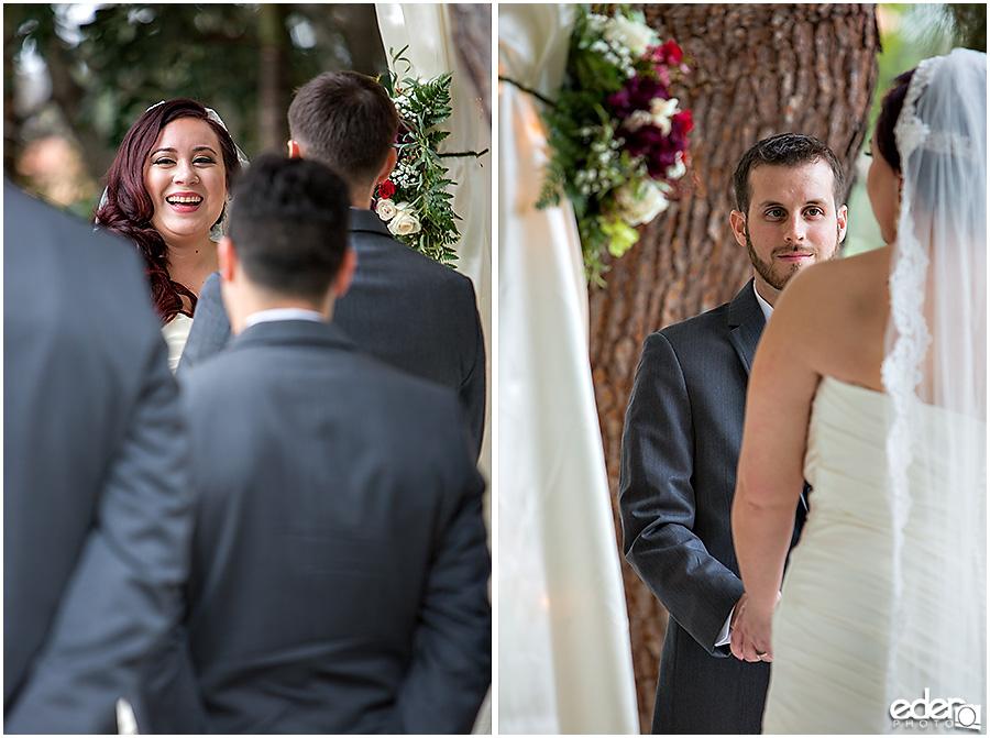 Green Gables Wedding Ceremony