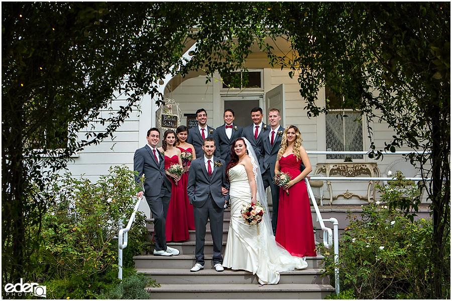 Green Gables Wedding Party