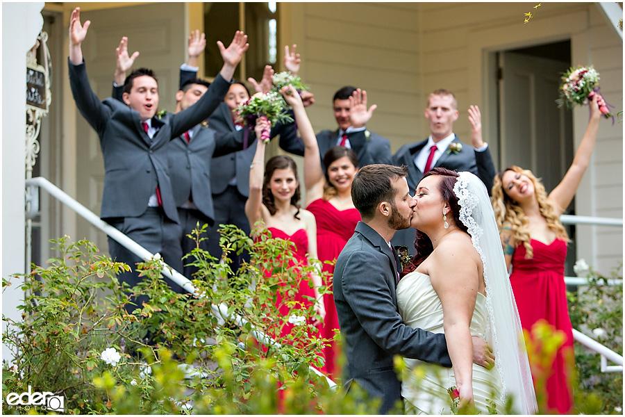 Green Gables Wedding Estate Party