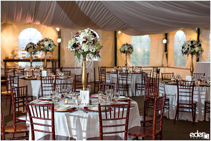 Green Gables Wedding Reception