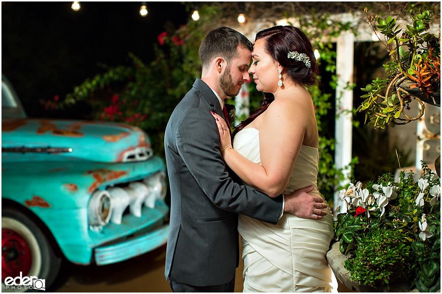 Green Gables Wedding Night Portraits