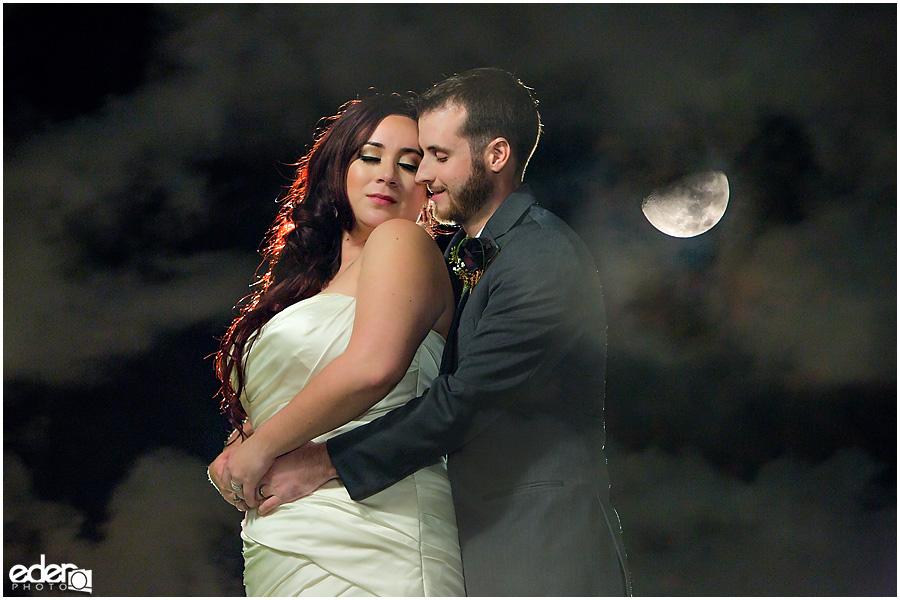 San Diego creative wedding photographer
