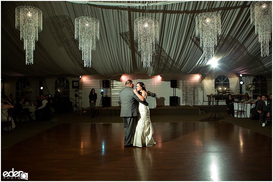 Green Gables Wedding Estate Reception tent