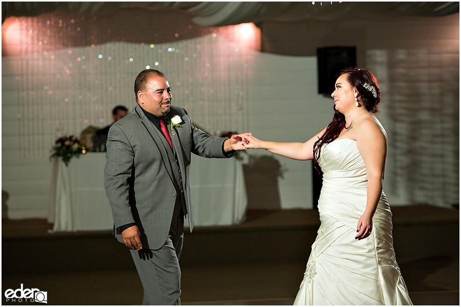 Green Gables Wedding Reception father daughter dance
