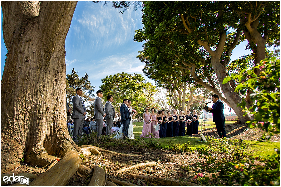 Marina Village Wedding – San Diego, CA
