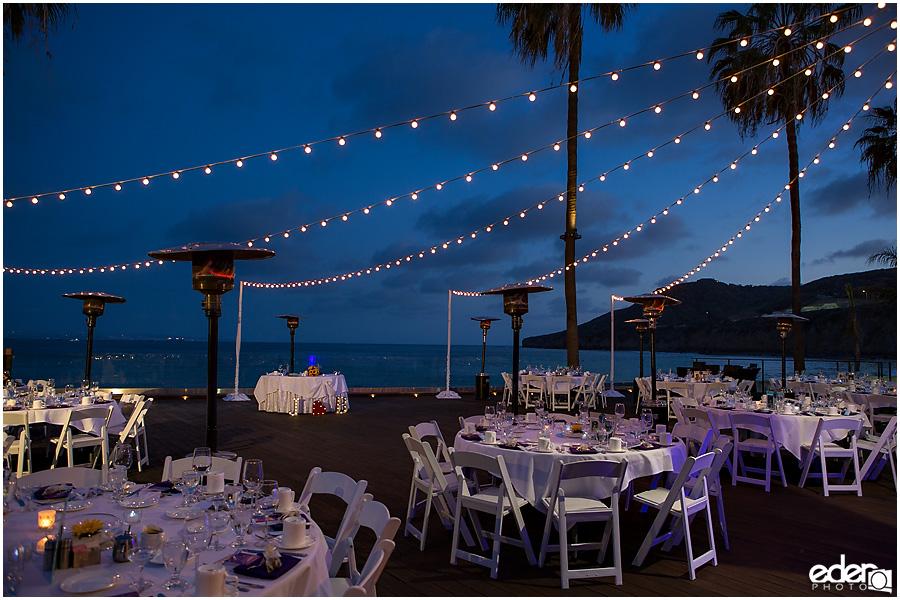 Point Loma Base Wedding Ballast Reception