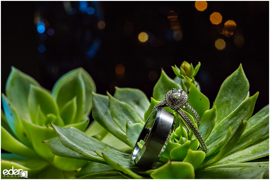 Wedding rings in San Diego