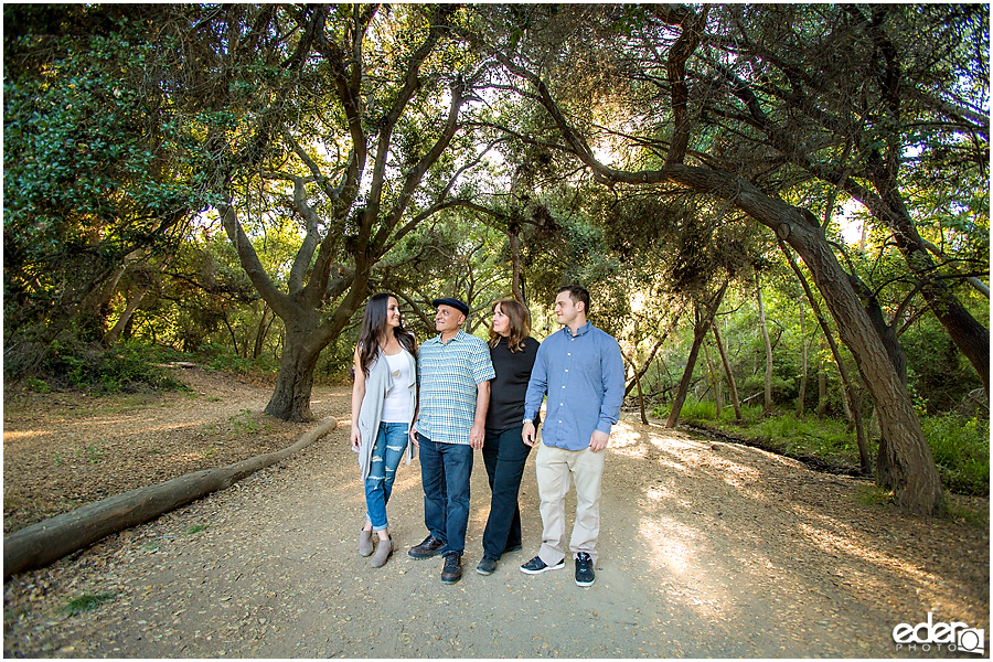 Los Peñasquitos Canyon Preserve Family Portrait Session