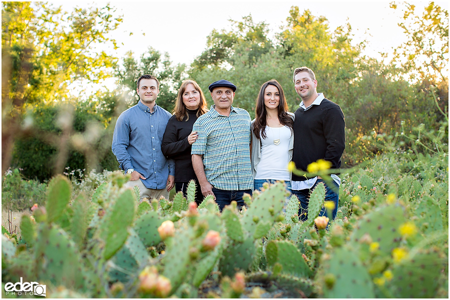 Los Peñasquitos Canyon Preserve Family Portrait Session