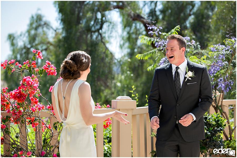 Junipero Serra Museum Wedding – San Diego, CA