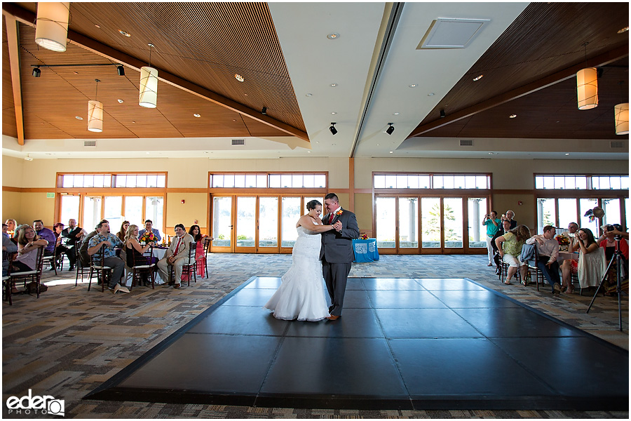 Coronado Community Center Wedding Coronado Ca Eder Photo