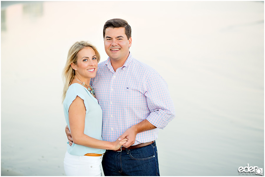 Engagement session in Coronado, CA.