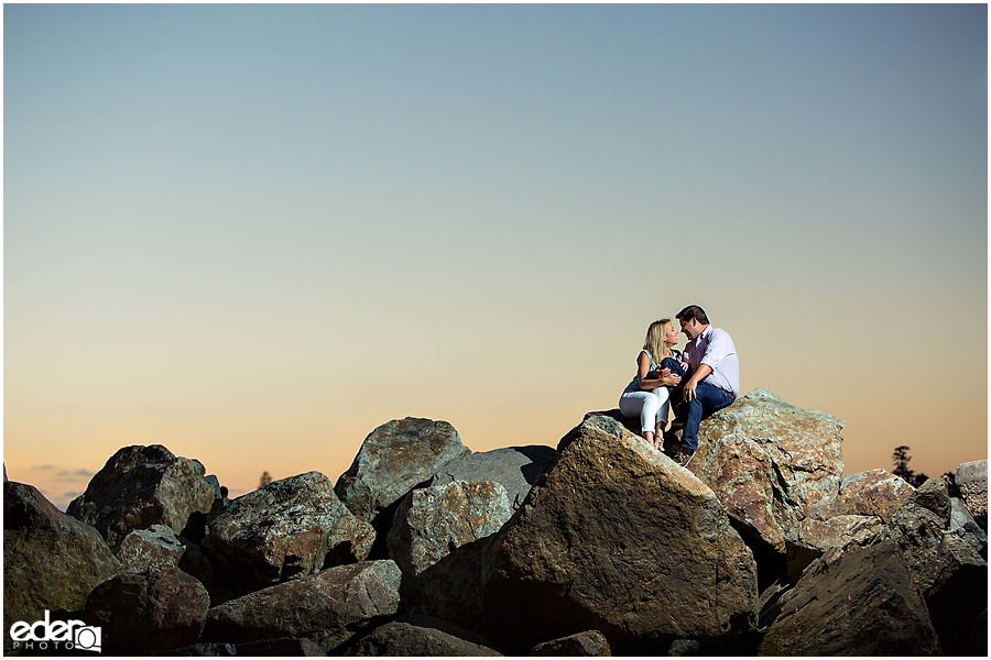 Hotel Del Coronado Engagement Session
