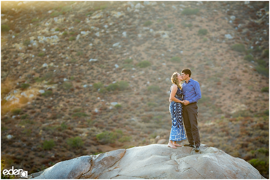 Mission Trails Engagement Session in San Diego.