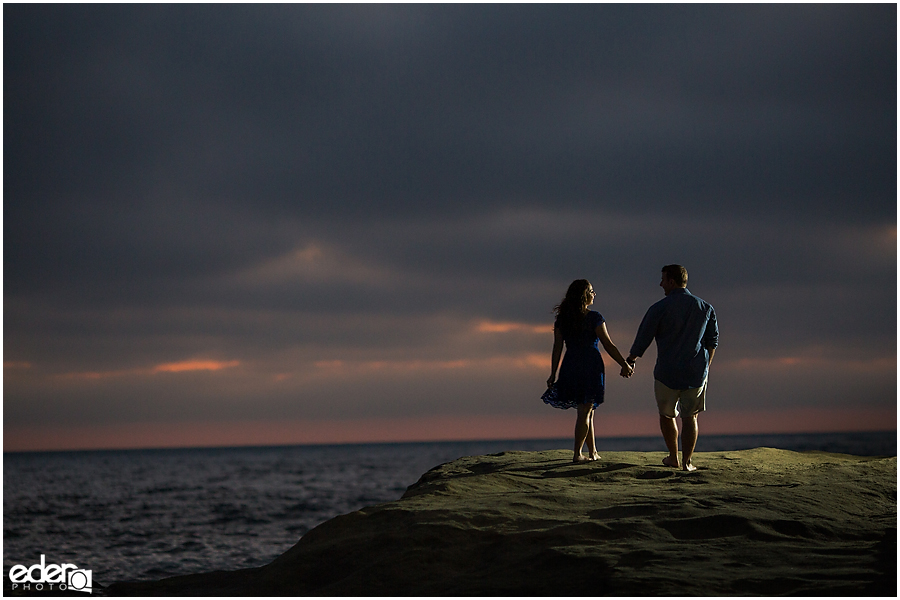 Point Loma Engagement Session- San Diego, CA