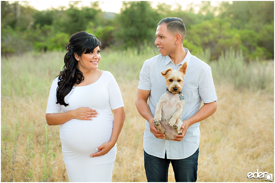 Rustic Maternity Photos in San Diego.