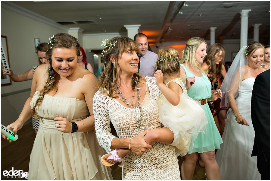 Dancing photos at Admiral Kidd Club Wedding.