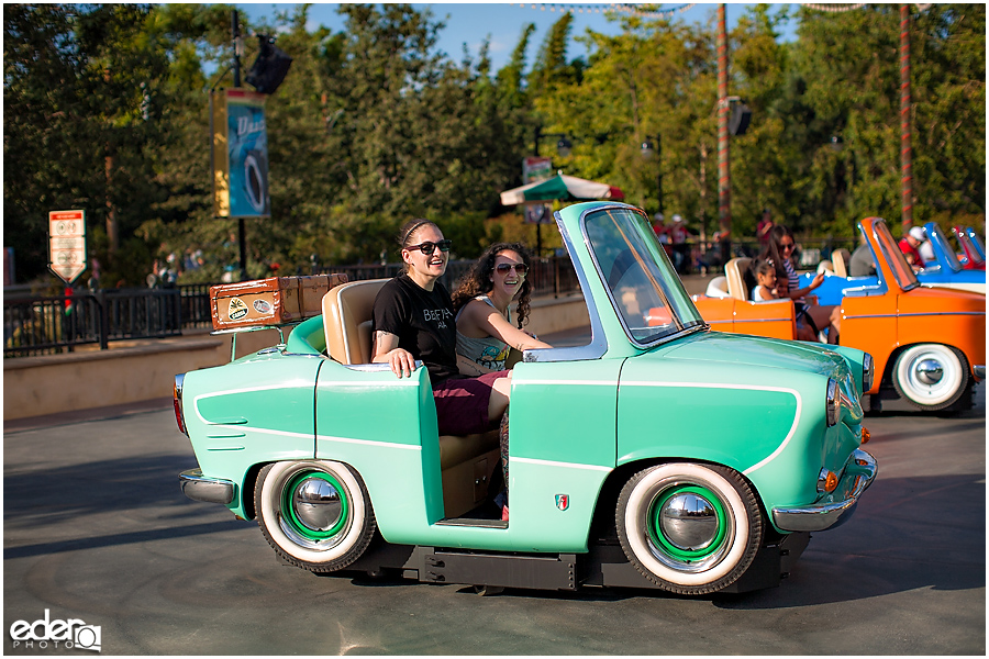 Luigi's Rollickin' Roadster photos