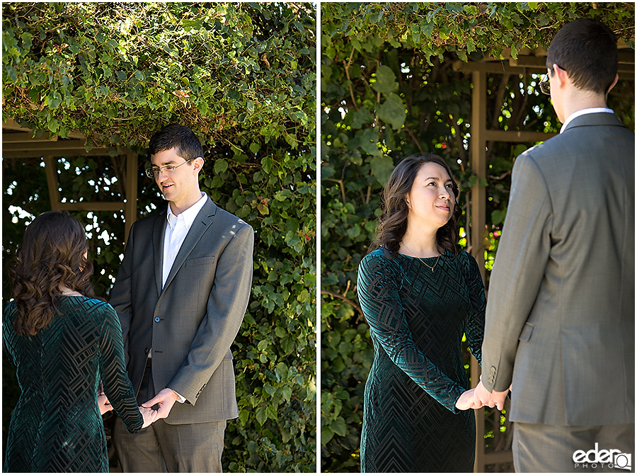 San Diego County Administration Building Wedding