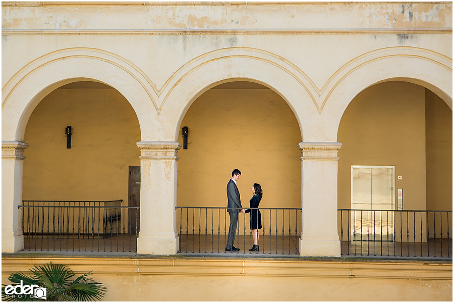 Balboa Park Wedding Photos