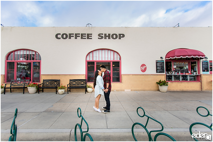 Best Engagement Photos in Coronado