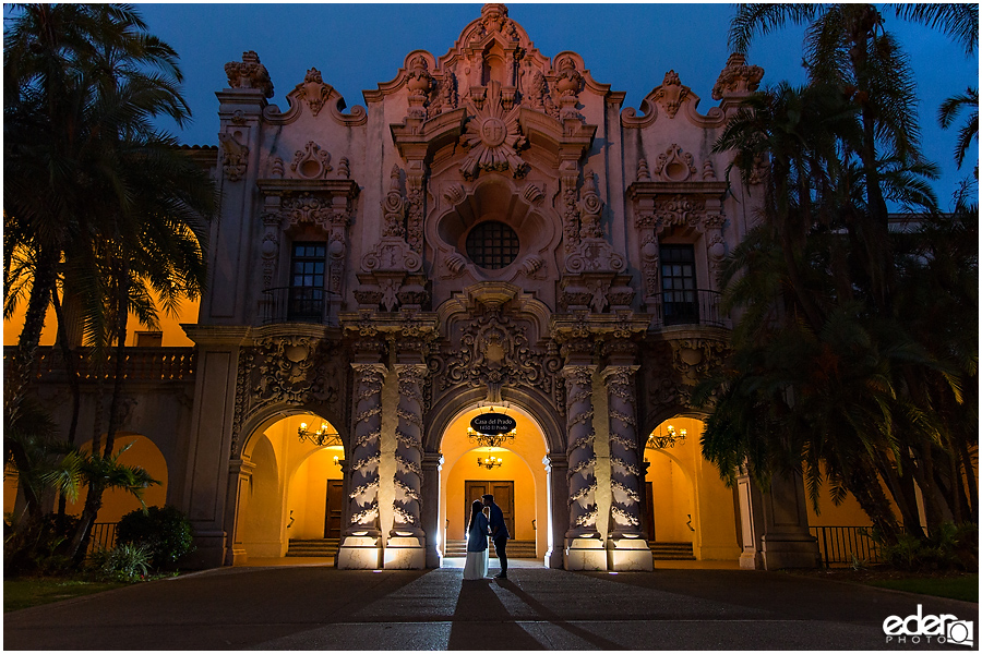 Best Balboa Park Engagement photos