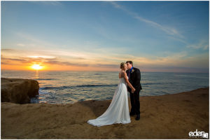 Sunset Cliffs Elopement – San Diego, CA
