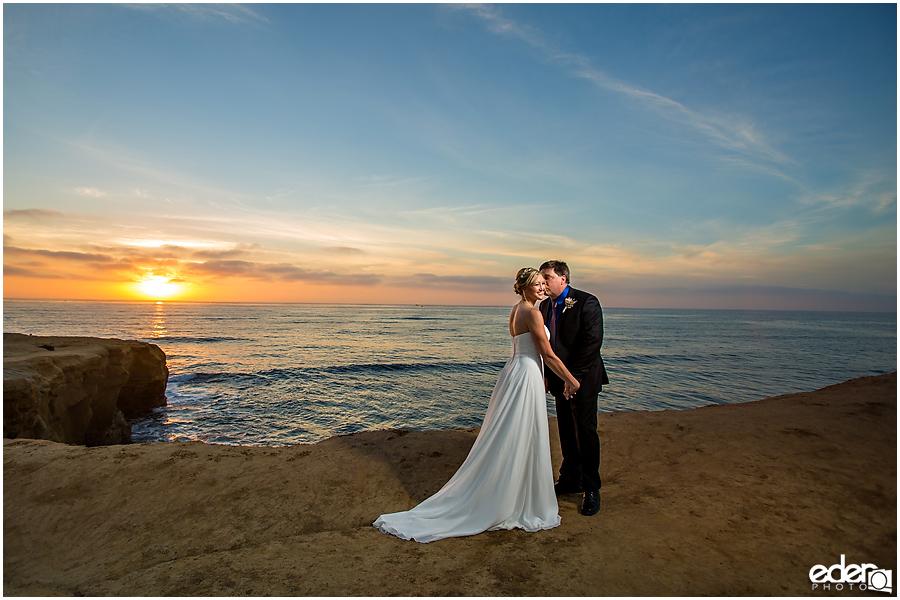 Sunset Cliffs Elopement – San Diego, CA