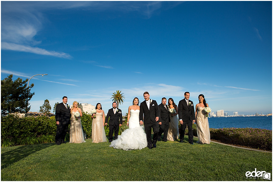 Wedding Party at Tom Ham's Lighthouse