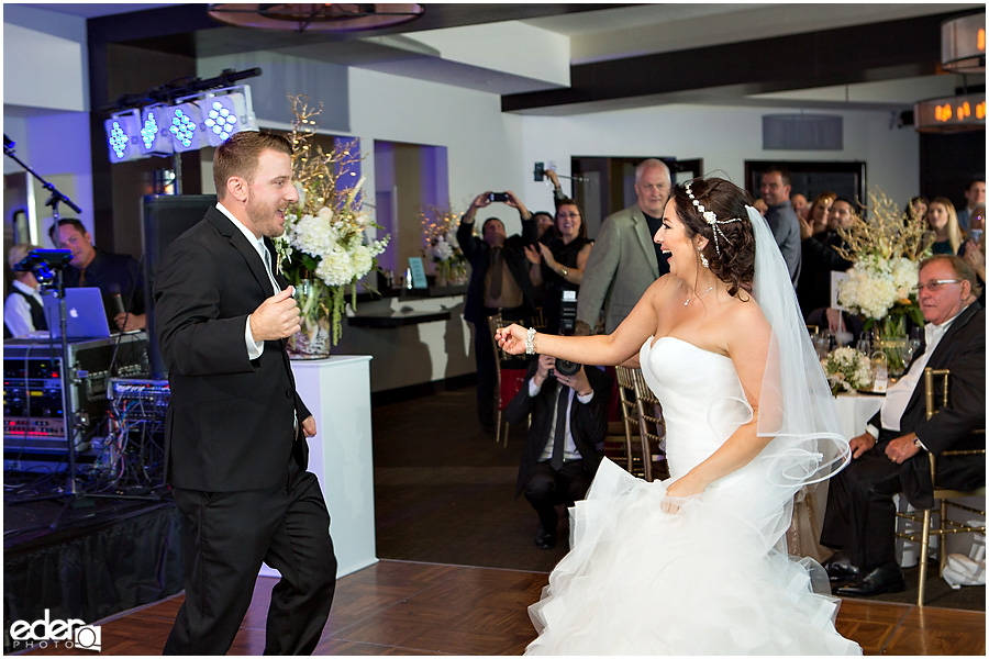 First Dance for Tom Ham's Lighthouse Wedding Photography