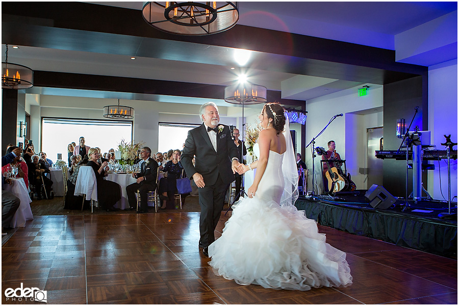 Father Daughter Dance for Tom Ham's Lighthouse Wedding Photography