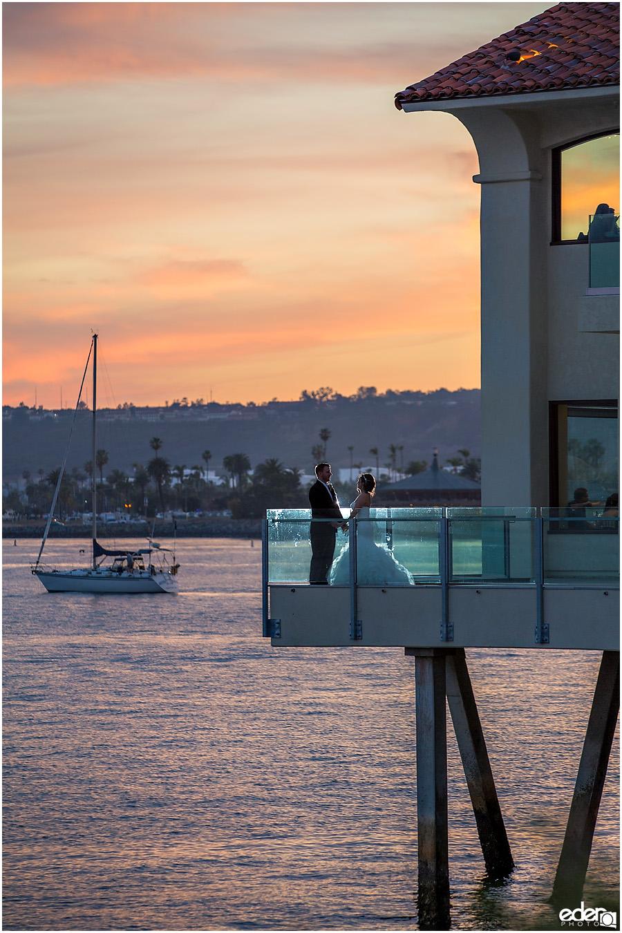 Sunset photos at Tom Ham's Lighthouse