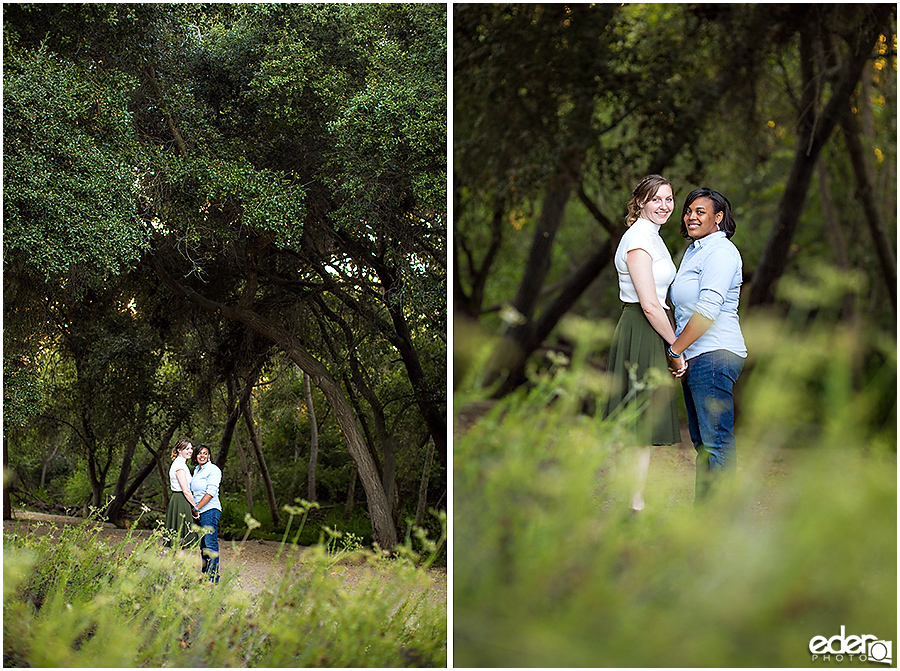 Rustic Engagement Session