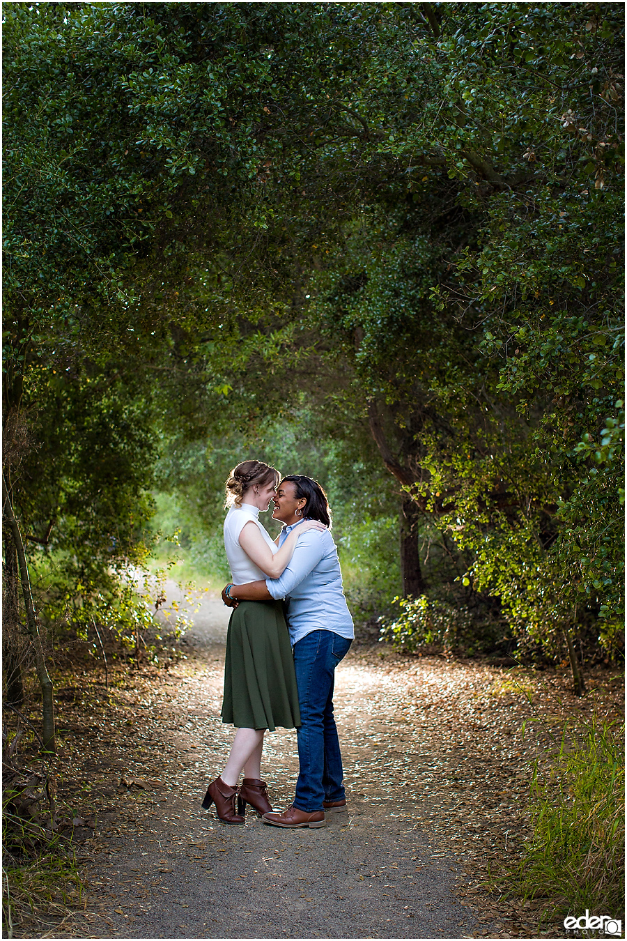 Best same sex engagement session photographer